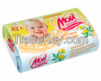"Baby Soap ""Moy Malish"" 0+ and 1+ (100 g)"