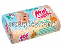 "Baby Soap ""Moy Malish"" 0+ and 1+ (100 g)"