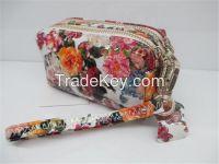 PVC cosmetic bag,makeup bag,lady cosmetic bag,PU cosmetic bag