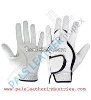 Man Golf Gloves