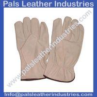 Men Cowhide Leather Work Gloves | Working Gloves