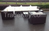 WICKER LOUNGE POLY RATTAN