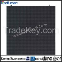 Indoor outdoor LED display screen for advertising exhibition events rental