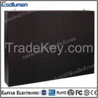 Full color outdoor advertising LED display screens P10 P16 P20