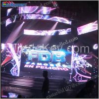 Outdoor events LED display screens for stages exhibitions shows