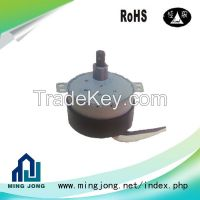 dc convertible synchronous household motor