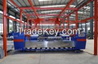 Automatic electroplating production line for rotogravure cylinder making