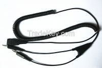 Insulated telephone cords