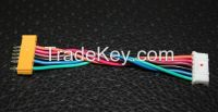 wire harness with terminals