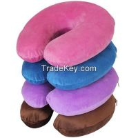 Memmory Foam U-shape Neck Pillow