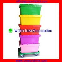 340 High Quality Storage Moving Plastic Box