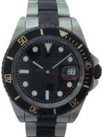 Automatic and Mechanical Watch IP Color