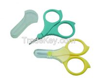 China top OEM manufacturer wholesale stainless steel nail scissors, babies scissors