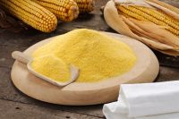 WHITE AND YELLOW MAIZE MEAL