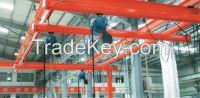 KPK Flexible girder crane