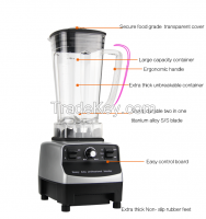 high performance commercial kitchen juicer smoothie blender
