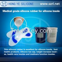 Silicone Rubber for Shoe