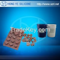 Liquid Silicone Rubber for Chocolate Mold Making