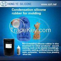 RTV silicone rubber for artificial stone mold