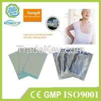 Direct factory Natural herb OEM pain relief patch