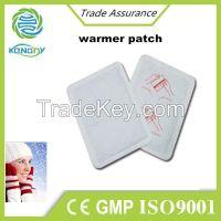 Kangdi OEM new product Fast Heat Warm  body  hot Patch