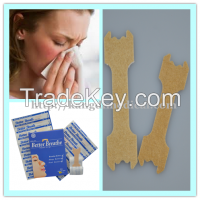 China fast sales OEM direct factory breath right nasal strip