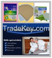 2015 China OEM Direct Factory Pain Relief Patch Manufacturer