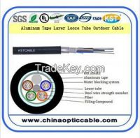 Aluminum tape Layer Loose Tube Outdoor Cable( GYTA)