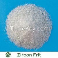 1070-1130� Good Whiteness Ceramic Zirconium Frit from Zibo