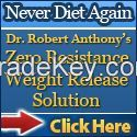 Dr Robert Anthony's-Zero Resistance Weight Release Solution