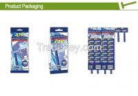 Popular plastic disposable razor for man KL-2020