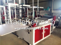 Plastic bag making machine/ Flat Bag machine/ Garbage Bag Machine