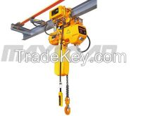 1t Electric Chain Hoist