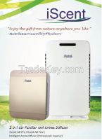 2 in 1 Air Purifier and Aroma Diffuser
