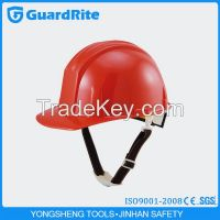 Yongsheng Factory Supply Safety Hard Hats ABS/ HDPE Material Safety Helmet for Construction, Mining