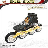 Inline speed skate, inline racing skate, inline roller skate, speed inline skate