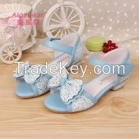 Fashion new style high quality beautiful children sandals
