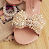 2015 new style fashion casual flat children sandals for girls