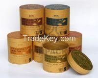 Guangzhou Wholesale Custom Print Kraft Paper Tube