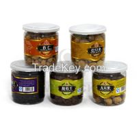 plastic PET cans food grade