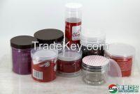 Food Grade PET Plastic Jar
