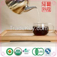 Health food energy drink instant black tea powder