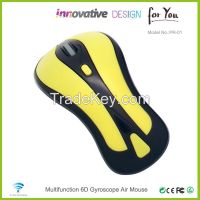 Accord with Ergonomics design 2.4G Wireless gift Mouse for your friends, colleagues and employees