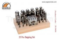25 Pcs Dapping Set - Jewellery Tools In India