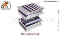 Steel Grooving Block - Jewellery Tools In India