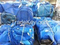 HDPE Blue Drums Scrap