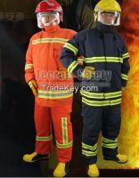 CE EN469 Certified Fire Fighter Suit, City Structure Fire Suit