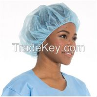 Disposable Non Woven Bouffant Cap-China-Manufacturer-Hubei Xtra Safety