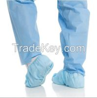 Disposable Non Woven Shoe Cover-China-Manufacturer-Hubei Xtra Safety Protection