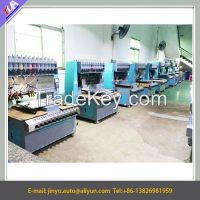 12/24 colors pvc patch dispensing machine with servo motor